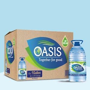 Oasis 1Gallon - Carton of 6