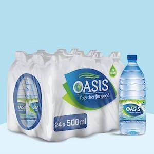 Oasis 500ml - pack of 24 bottles