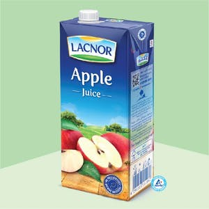 Lacnor Long Life Apple - 1L x 1