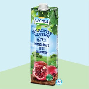 Lacnor Healthy Living Pomegranate 1L x 1