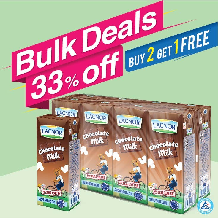 Bulk Offer Milk Chocolate 180ml Pack of 8  (Buy 2 Packs + Get 1 Pack Free)