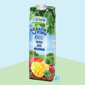 Lacnor Healthy Living Mango 1Lx1