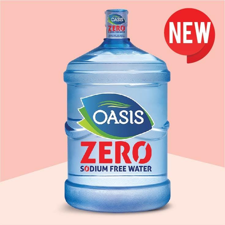 Oasis Zero Sodium Free 5 Gallon