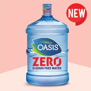 Oasis Zero Sodium Free 5 Gallon