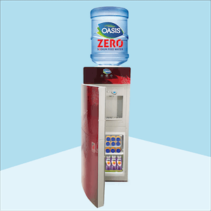 Hot & Cold Electric Dispenser (with Refrigerator)