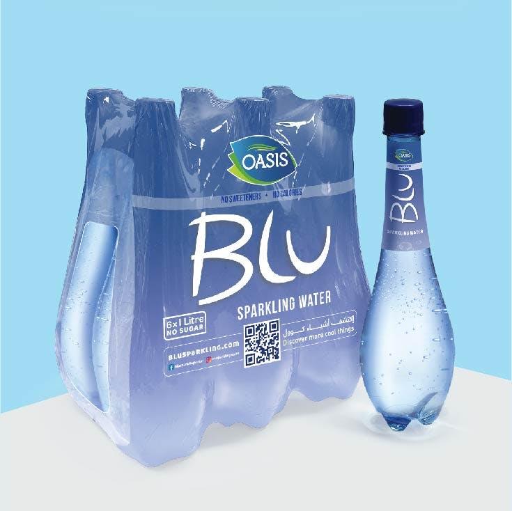 Blu Sparkling 1L - Pack of 6