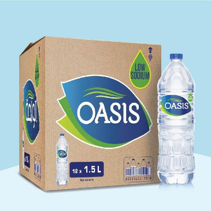 Oasis 1.5L - Carton of 12