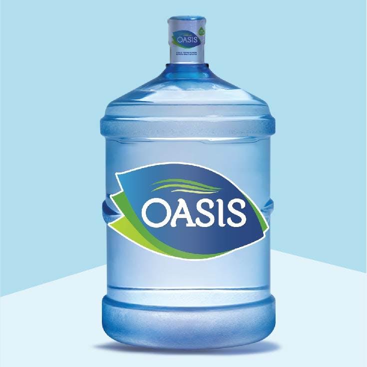 Oasis 5 Gallon