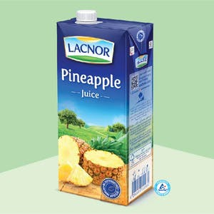 Lacnor Long Life Pineapple- 1L x 1