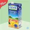 Lacnor 100% Long Life Juice Mango - 1L